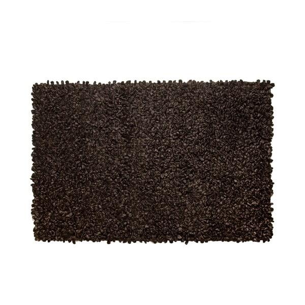 Koberec Velvet 160x230 cm, černý