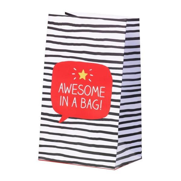 Sada 10 papírových tašek Happy Jackson Goodie