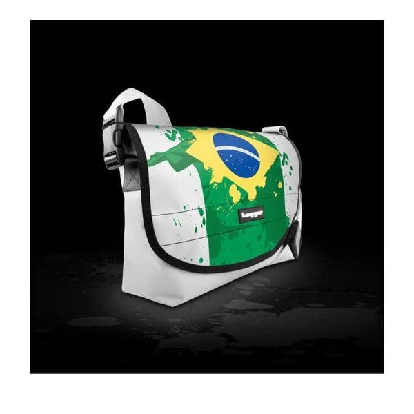 Brašna Tagger Crew Messenger, Brazil