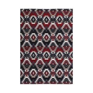 Ručně tkaný koberec Kayoom Zeba Red, 120x170cm