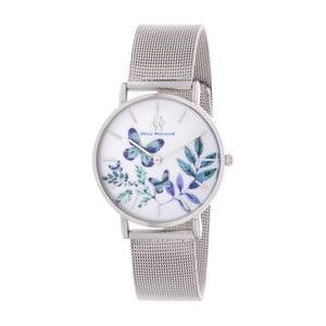 Dámské hodinky s řemínkem ve stříbrné barvě Olivia Westwood Funo