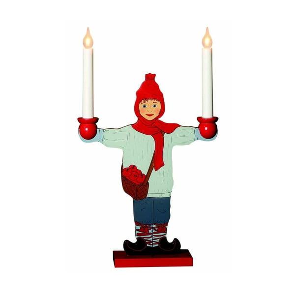 Svítící dekorace Pojke