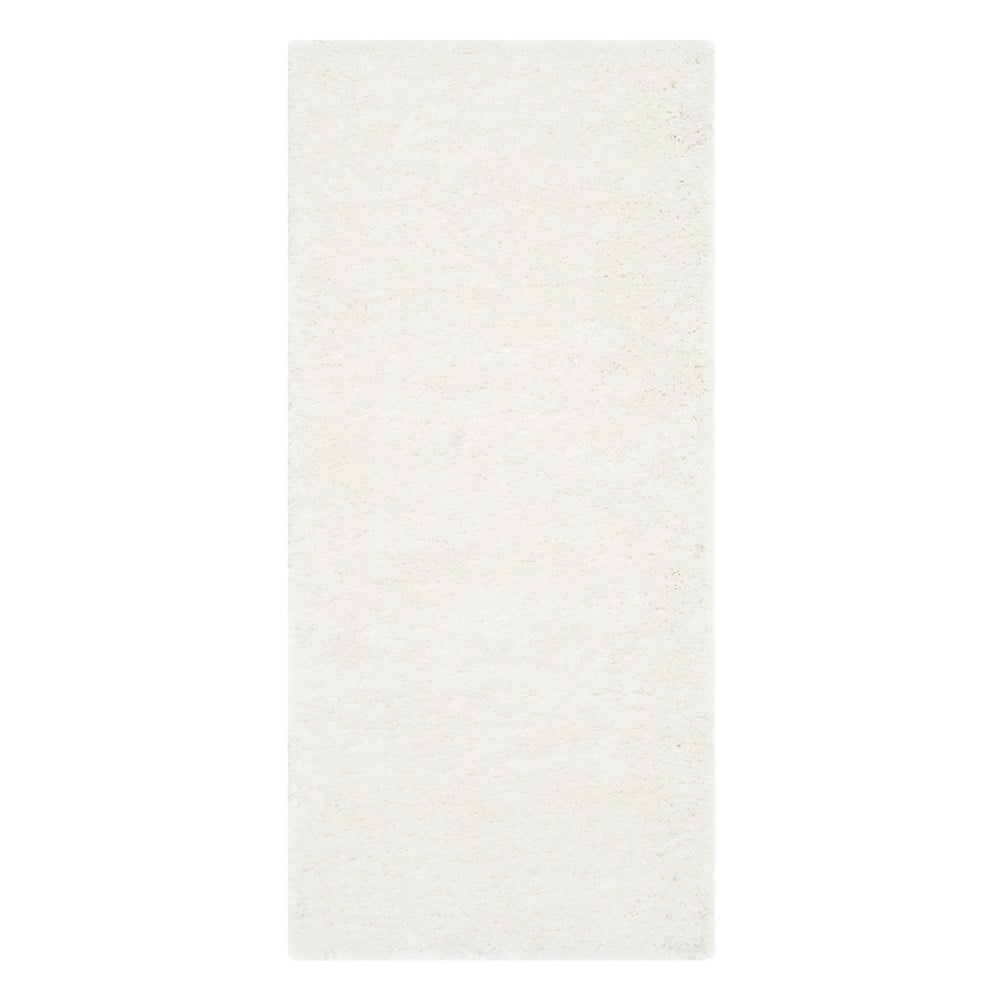 Koberec Safavieh Crosby White, 152 x 68 cm