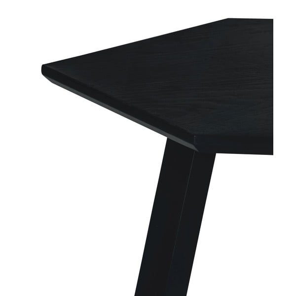 Konferenční stolek Hexagon Dark Grey, 47x37x47 cm