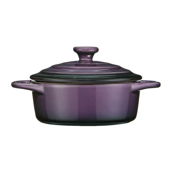 Zapékací mísa Purple Stoneware, 600 ml
