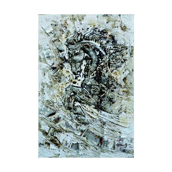 Olejová malba Rossa, 80x120 cm