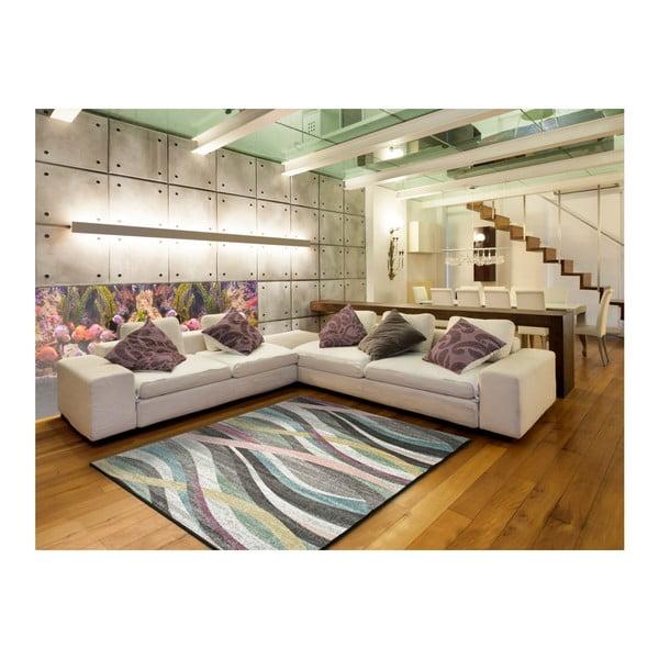 Koberec Universal Lucy Multi Waves, 160 x 230 cm