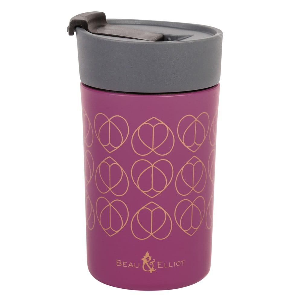 Růžový termohrnek Navigate Orchid, 300 ml