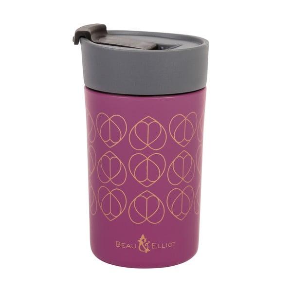 Cană termos Navigate Orchid, 300 ml, roz