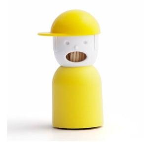 Žlutý stojánek na párátka Qualy Picky Boy