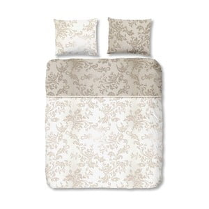 Povlečení Muller Textiel Descanso Benoite Cream, 200x200cm