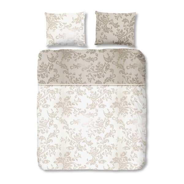 Povlečení Muller Textiel Descanso Benoite Cream, 240x200cm