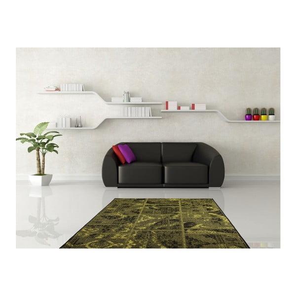 Koberec Cottage 160 Green, 160x230 cm
