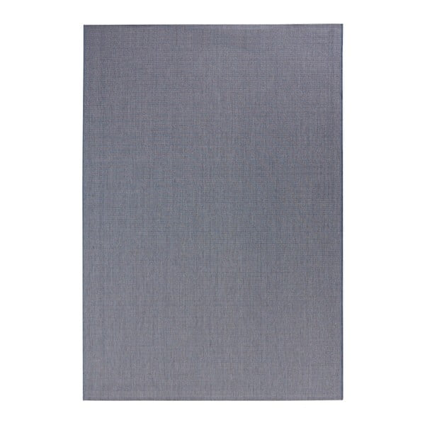 Modrý koberec vhodný aj do exteriéru Match, 120×170 cm
