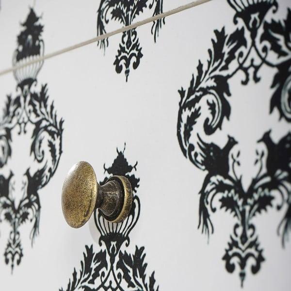 Komoda Lucan Baroque, 66x60x33 cm