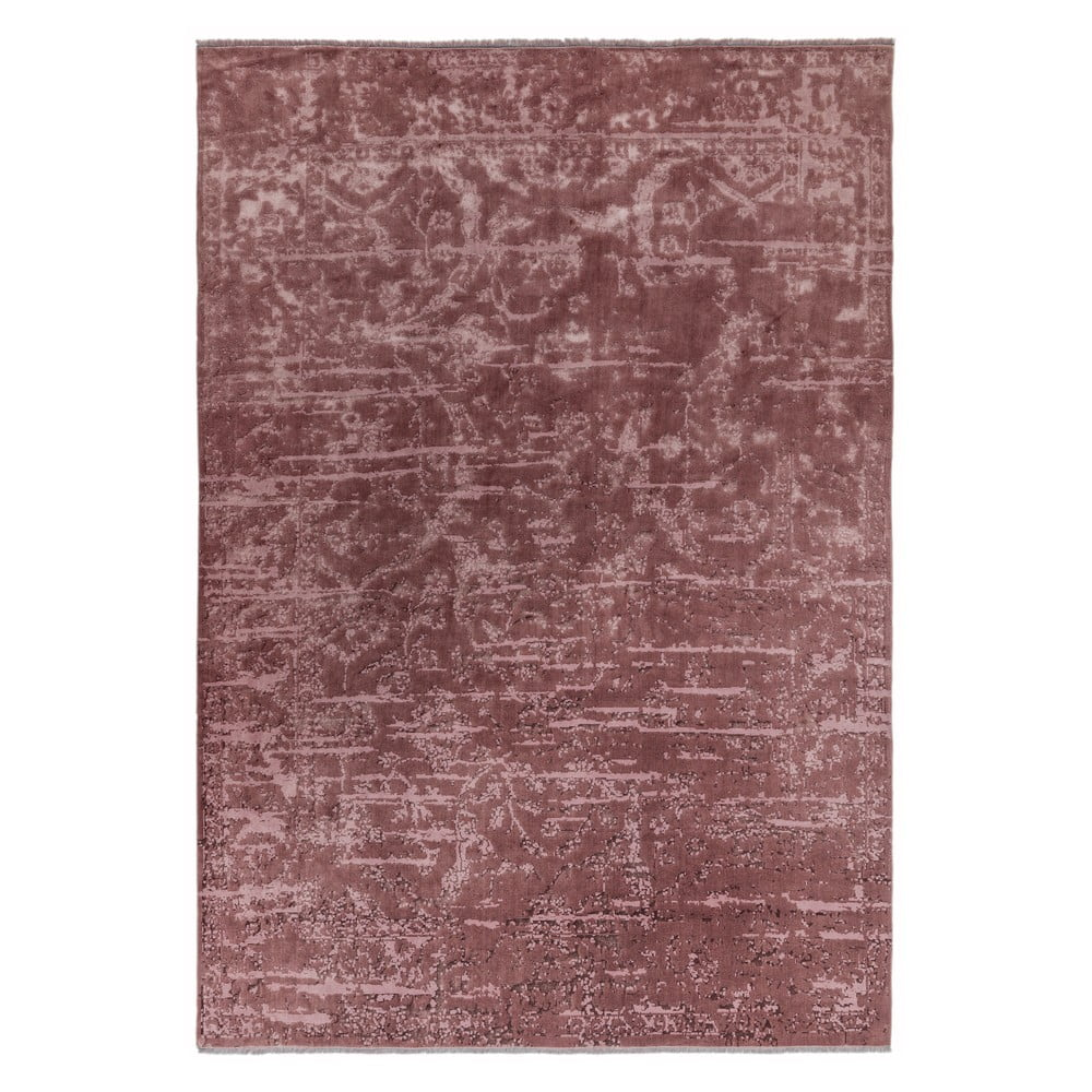 Fialový koberec Asiatic Carpets Abstract 200 x 290 cm