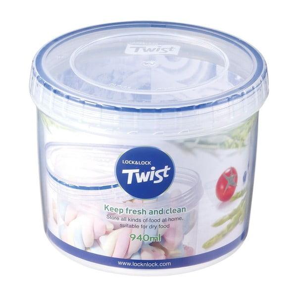 Nádoba na potraviny Hermetic Twist, 940 ml