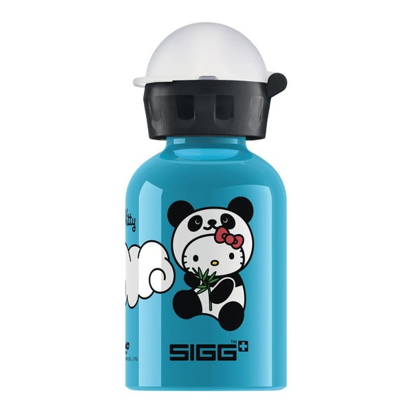 Lahev Hello Kitty Panda, blue