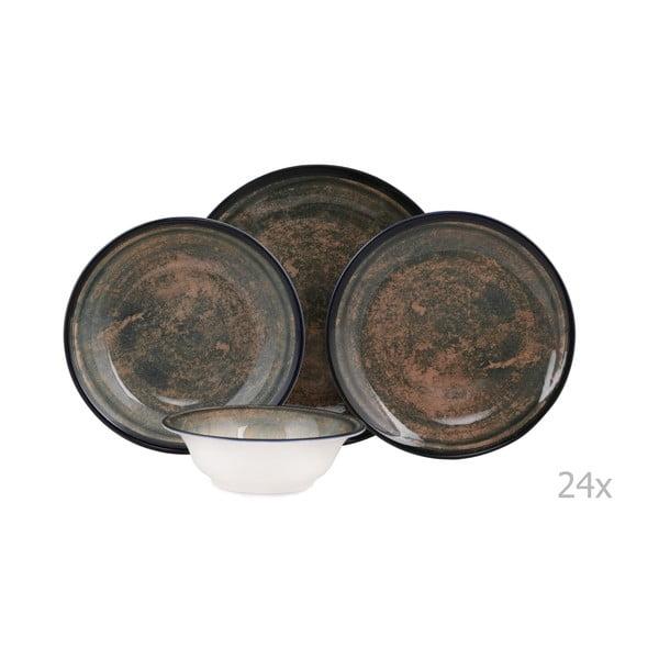 Sangrio 24 db-os porcelán étkészlet - Kutahya