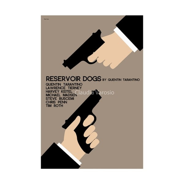 Plakát Reservoir Dog (Gauneři)