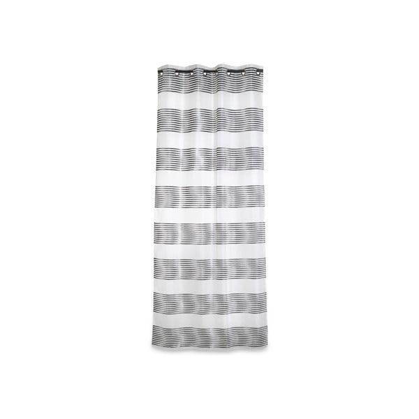 Závěs Toca Gris, 135x270 cm