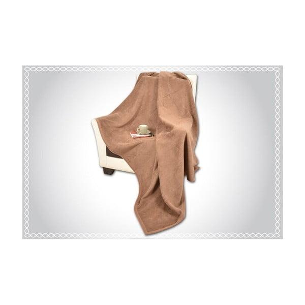 Bavlněná deka Rubin Kahve,200x150cm