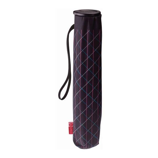 Skládací deštník Waterlock, černý