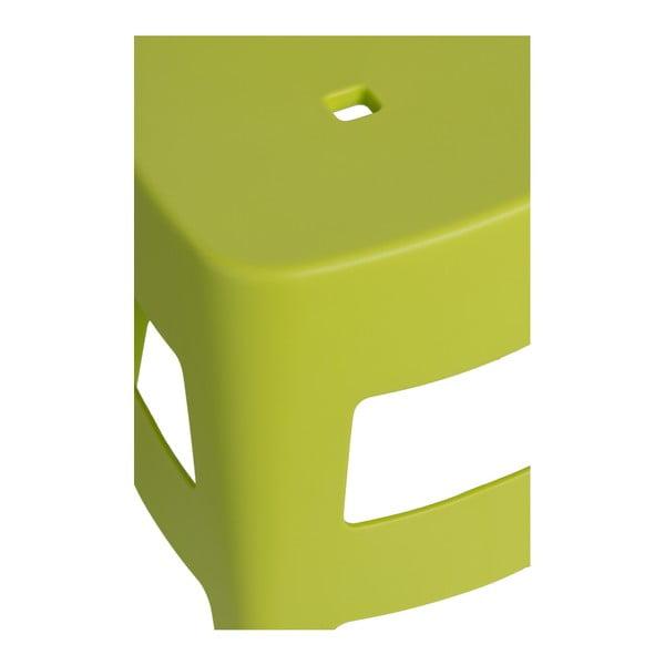 Zelená židlička D2 Tower