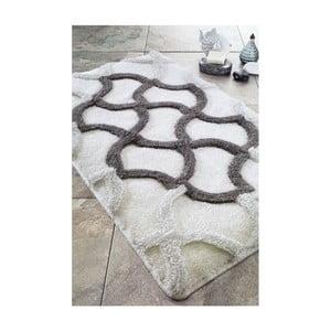 Koupelnová předložka Hermos Grey, 60x100 cm