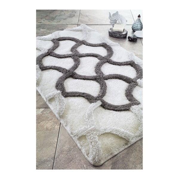 Koupelnová předložka Hermos Grey, 70x120 cm