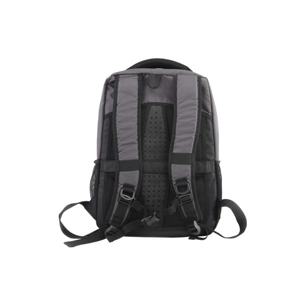 Studentský batoh Pixelbag grey/yellow