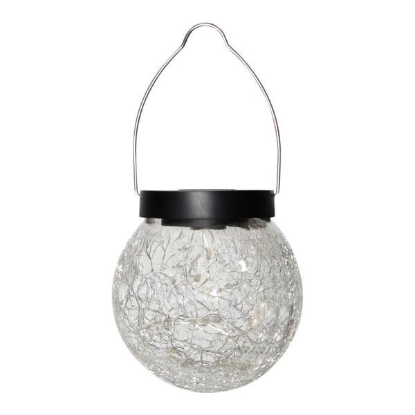 Solární závěsné LED svítidlo vhodné do exteriéru Best Season Glory