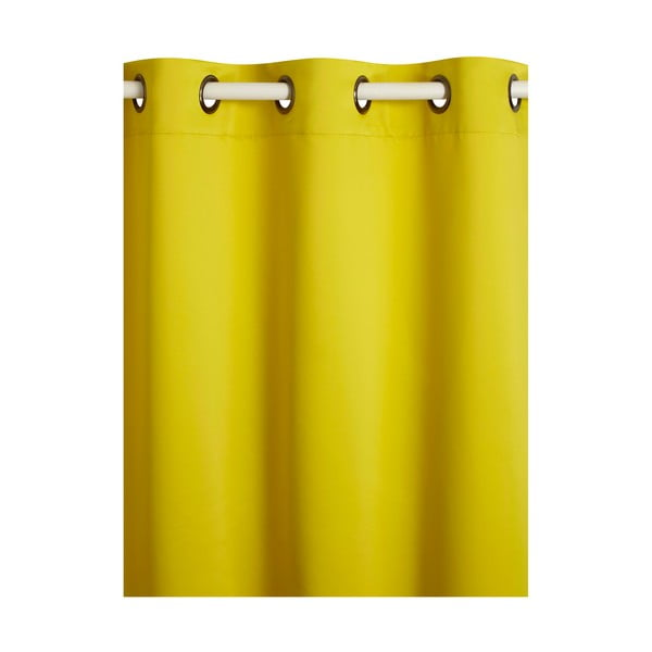 Závěs Vitamine Lime Green, 140x280 cm