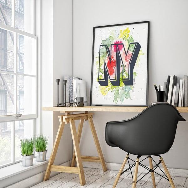 Plakát NY, 30 x 40 cm