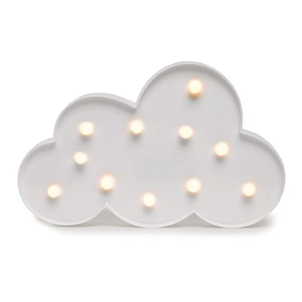 LED decorativ în formă de nor DecoKing Heaven