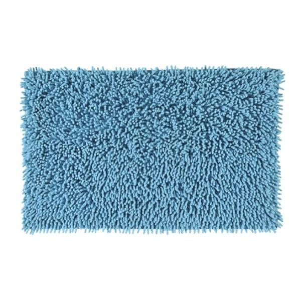Koberec Boucle Bleu, 50x80 cm