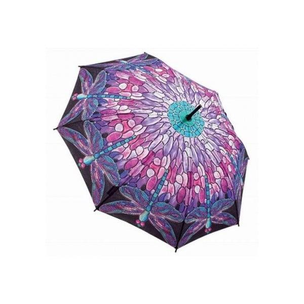 Deštník Tiffany Dragonfly, art collection
