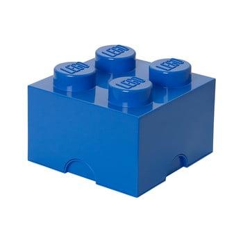 Cutie depozitare LEGO, albastru imagine
