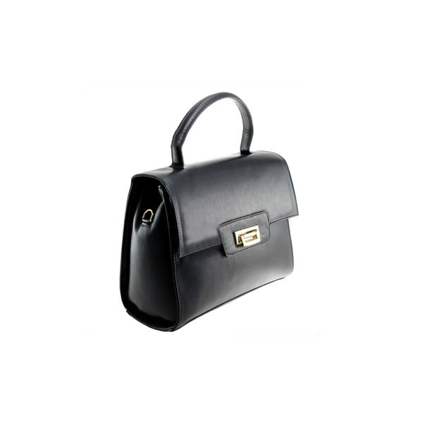 Kožená kabelka Tera Nero