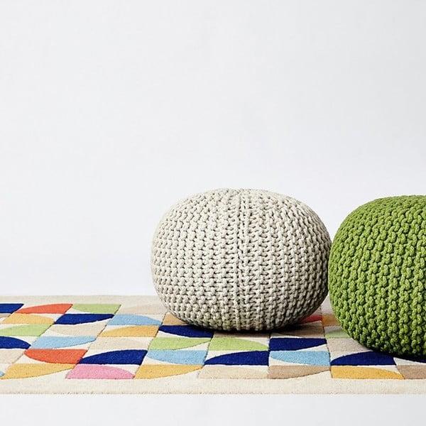 Vlněný koberec Soho, 121x167 cm