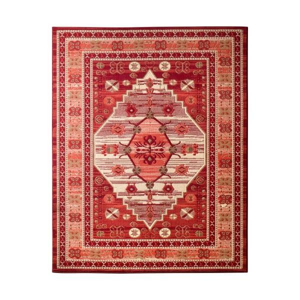 Červený koberec Hamla Orient, 200x290 cm