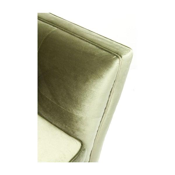 Canapea cu 2 locuri Kare Design Rimini, verde