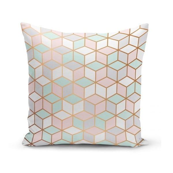 Față de pernă Minimalist Cushion Covers Cantaho, 45 x 45 cm