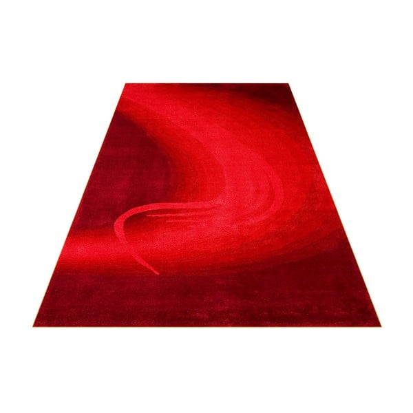 Ručně tkaný koberec San Marino, 120x180 cm, červený