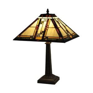 Tiffany stolní lampa Yellow