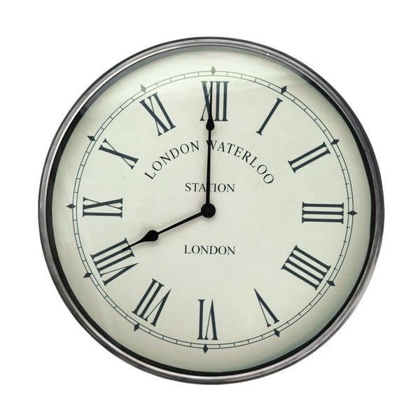 Nástěnné hodiny London Station