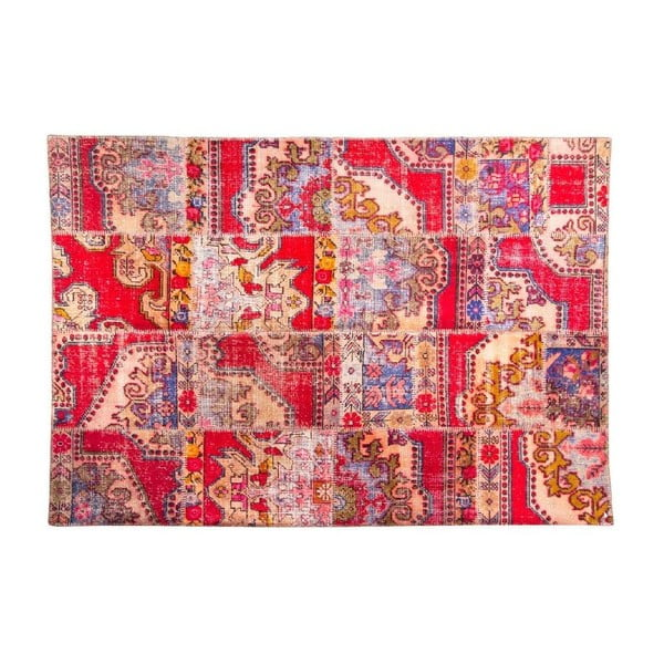 Vlněný koberec Allmode Naturel, 200x140 cm