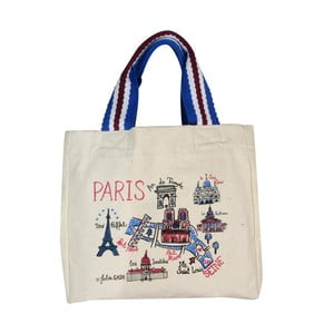 Bavlněná nákupní taška Le Studio Paris Mini