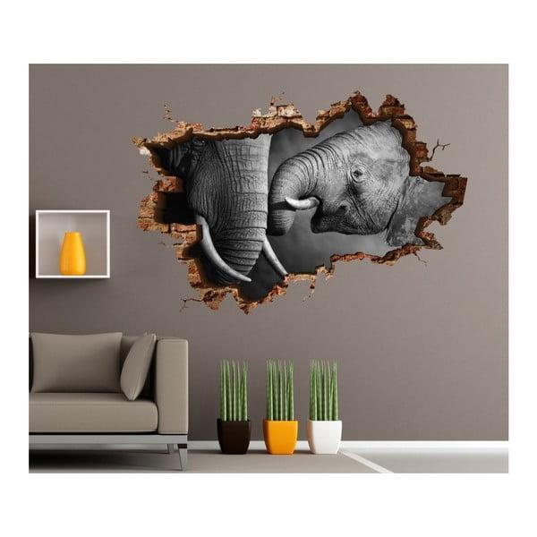 Autocolant de perete 3D Art Lotte, 135 x 90 cm