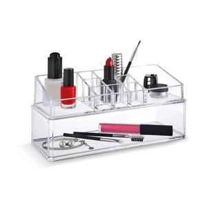 Organizator cosmetice dublu Domopak Make Up